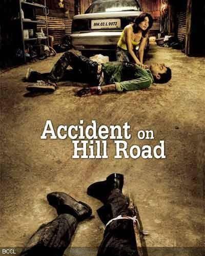 Происшествие на Хилроуд - (Accident on Hill Road)