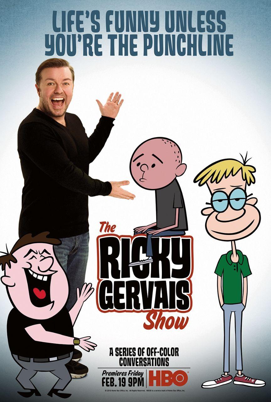 Шоу Рики Джервейса - (The Ricky Gervais Show)