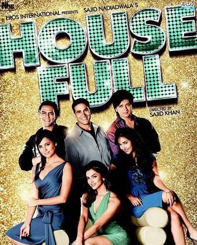 Полный дом - (Housefull)