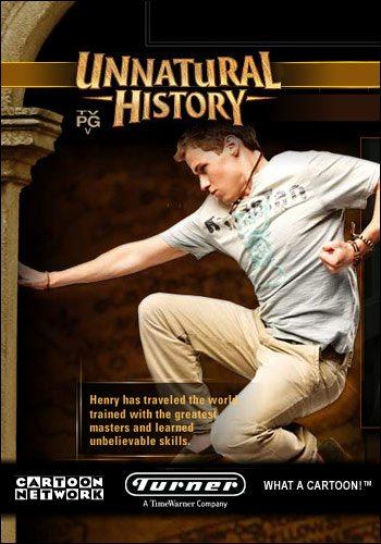 Невероятная история - (Unnatural History)