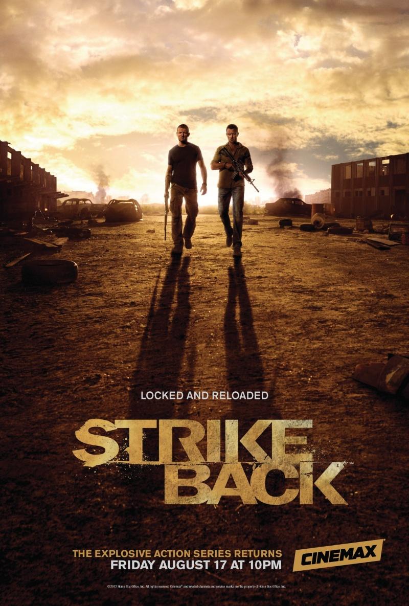 Ответный удар - (Strike back)