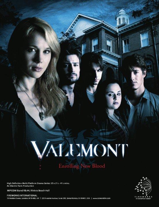 Сумерки в Вальмонте - (Valemont)