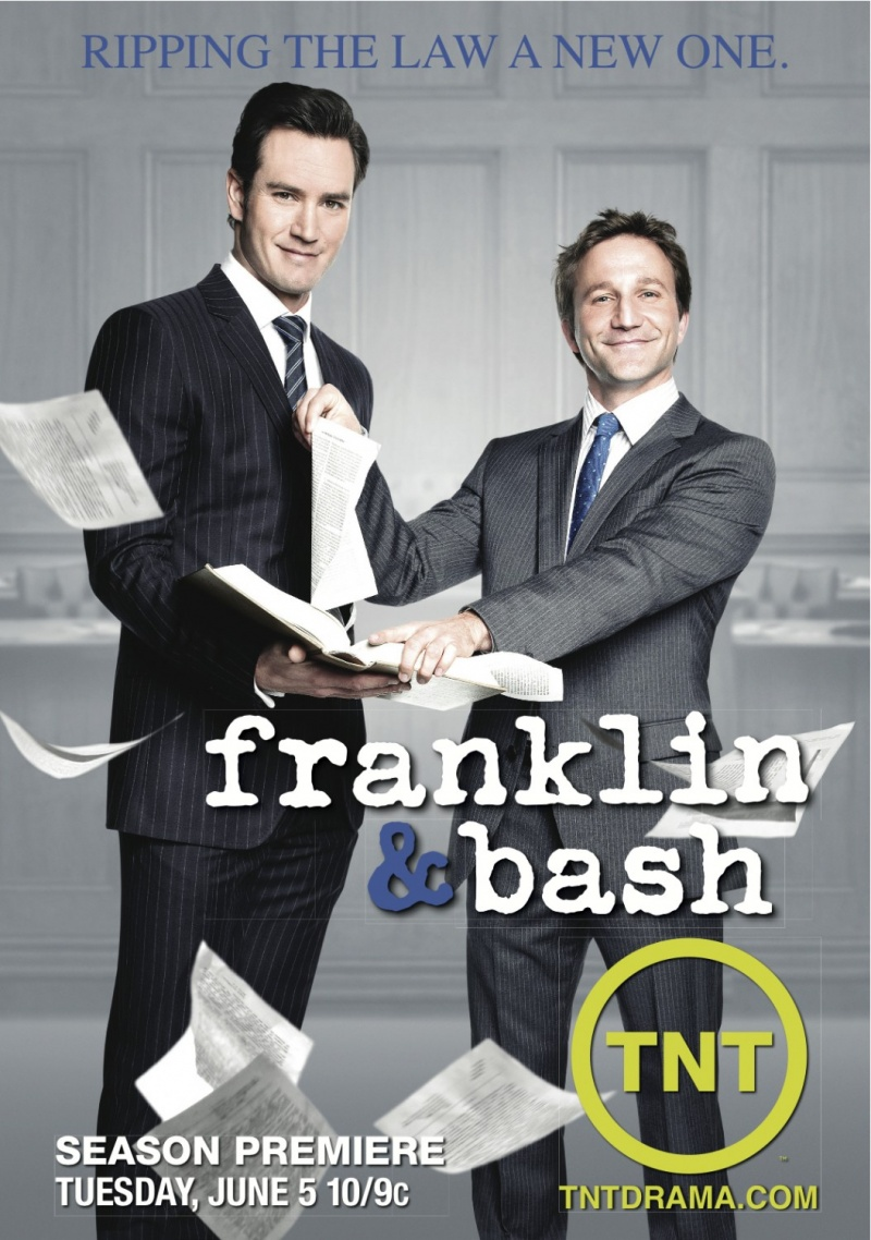 Франклин и Бэш (Компаньоны) - (Franklin & Bash)