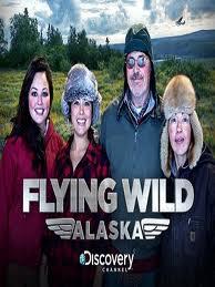 Discovery: Полеты вглубь Аляски - (Discovery: Flying Wild Alaska)