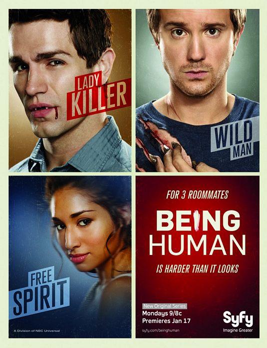 ���� ��������� - (Being Human)