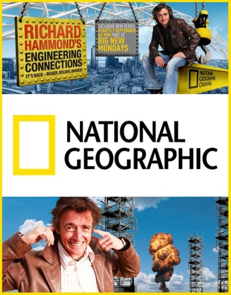 National Geographic: ���������� ���� � �������� ��������� - (Engineering Connections with Richard Hammond)