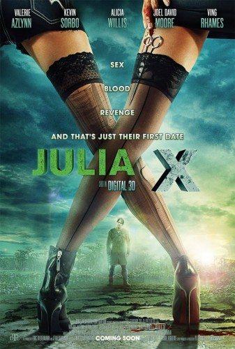 Юлия Икс - (Julia X 3D)
