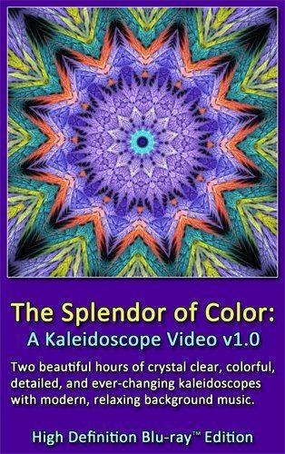 Великолепие цвета: видеокалейдоскоп - (The Splendor of Color: A Kaleidoscope Video)