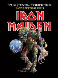 Iron Maiden: The Final Frontier World Tour, Live In Australia, Sydney