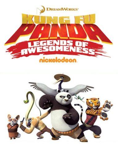 Кунг-фу Панда: Удивительные легенды - (Kung Fu Panda: Legends of Awesomeness)