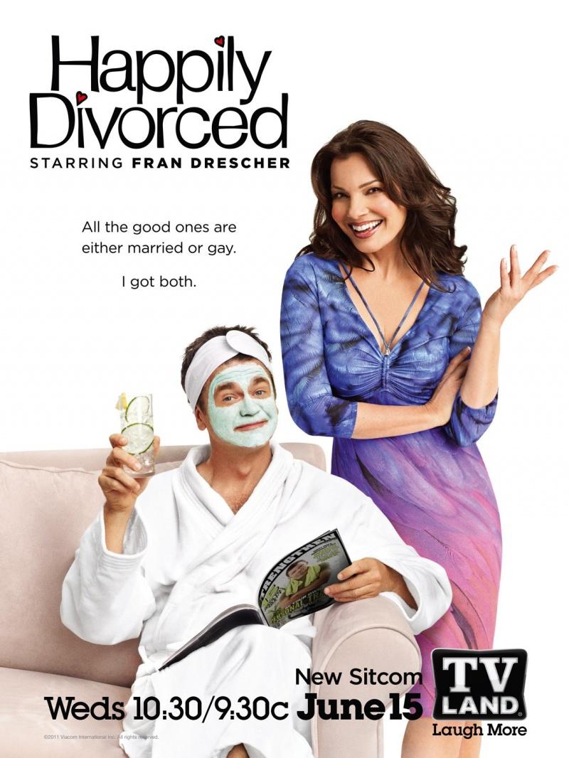 Счастливо разведенные (Счастливы в разводе) - (Happily Divorced)