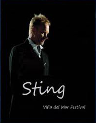 Sting - Live from Vina del Mar Festival, Chile