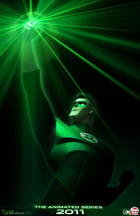 Зелёный Фонарь: Анимационный Сериал - (Green Lantern: The Animated Series)