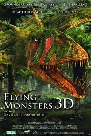 Крылатые монстры - (Flying Monsters 3D with David Attenborough)