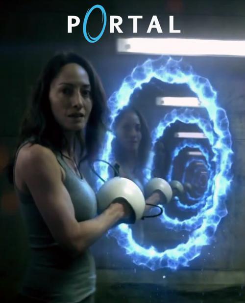 Портал: Некуда бежать - (Portal: No Escape)