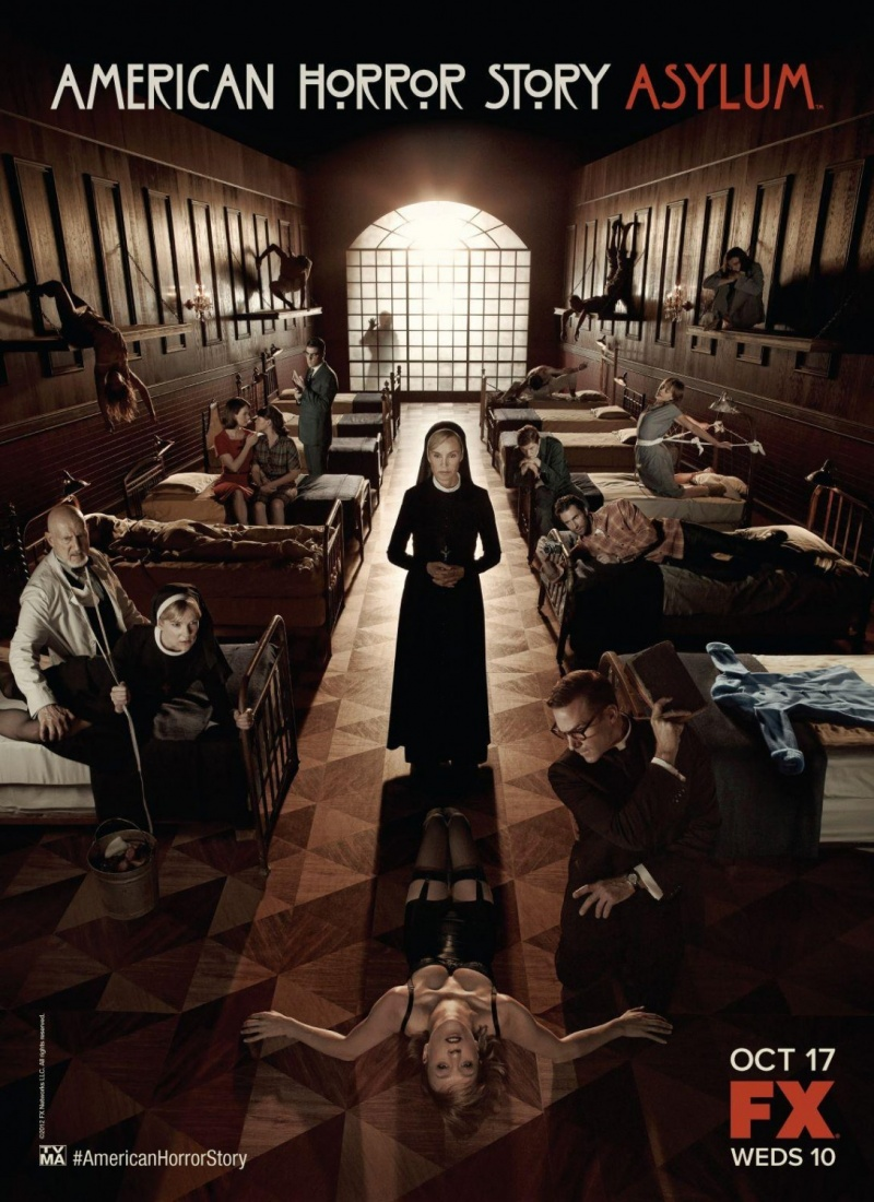 ������������ ������� ������ - (American Horror Story)