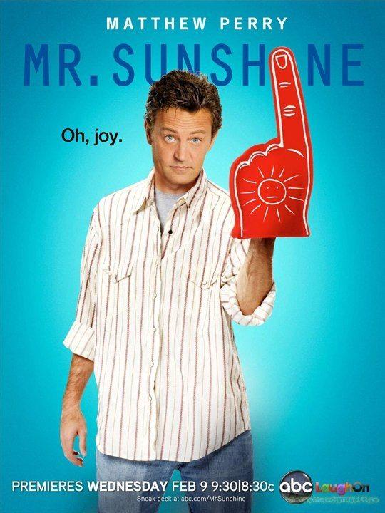 Мистер Саншайн - (Mr. Sunshine)