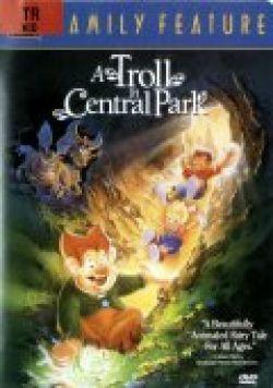 Тролль в центральном парке - A Troll in Central Park