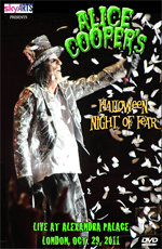 Alice Cooper: Halloween Night of Fear