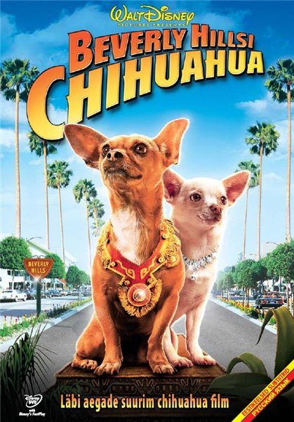 Крошка из Беверли-Хиллз 2 - (Beverly Hills Chihuahua 2)