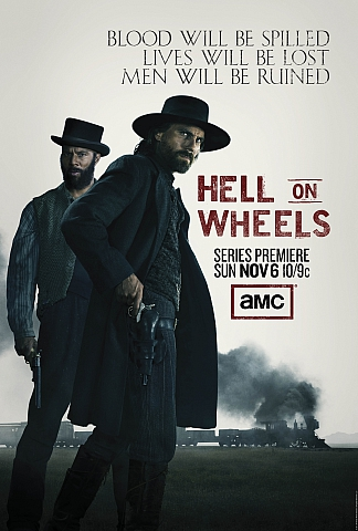 Ад На Колёсах - (Hell on Wheels)