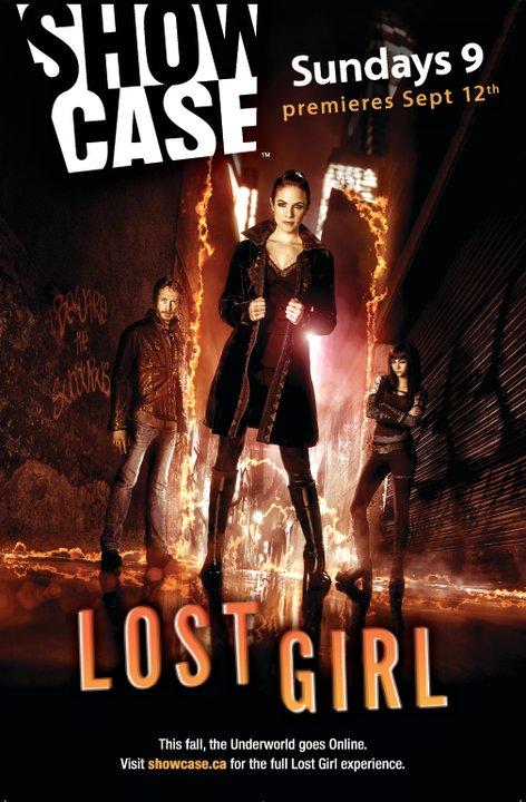 Зов крови - (Lost Girl)