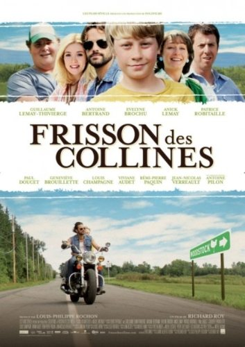 Дрожь холмов - (Frisson des collines)