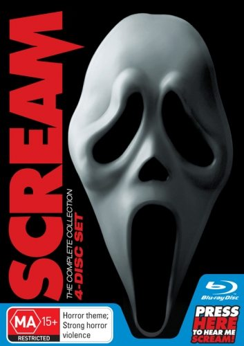Крик: Квадрология - (Scream Quadrilogy - The Complete Collection)