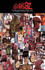 Gorillaz - The Singles Collection 2001 - 2011