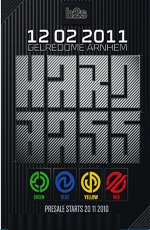 V.A. - Hard Bass 2011: The Live Registration