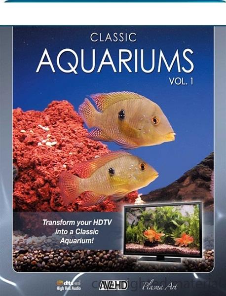 Классический аквариум - (Plasma Art - Classic Aquariums)