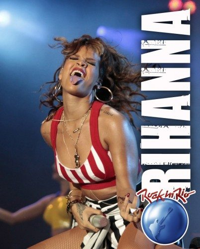 Rihanna - Live @ Rock In Rio