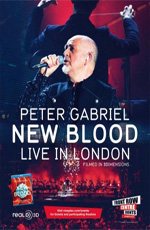 Peter Gabriel: New Blood - Live in London 3D