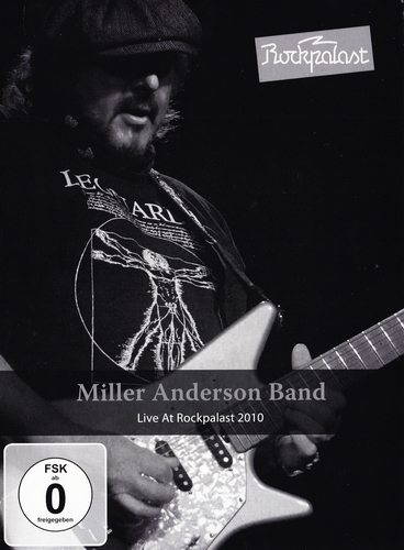 Miller Anderson Band: Live At Rockpalast