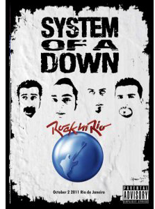 System Of A Down - Rock in Rio
