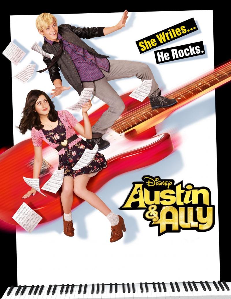 Остин и Элли - (Austin & Ally)