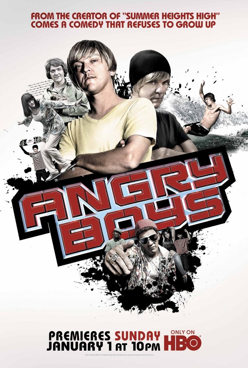 Злые парни - (Angry Boys)