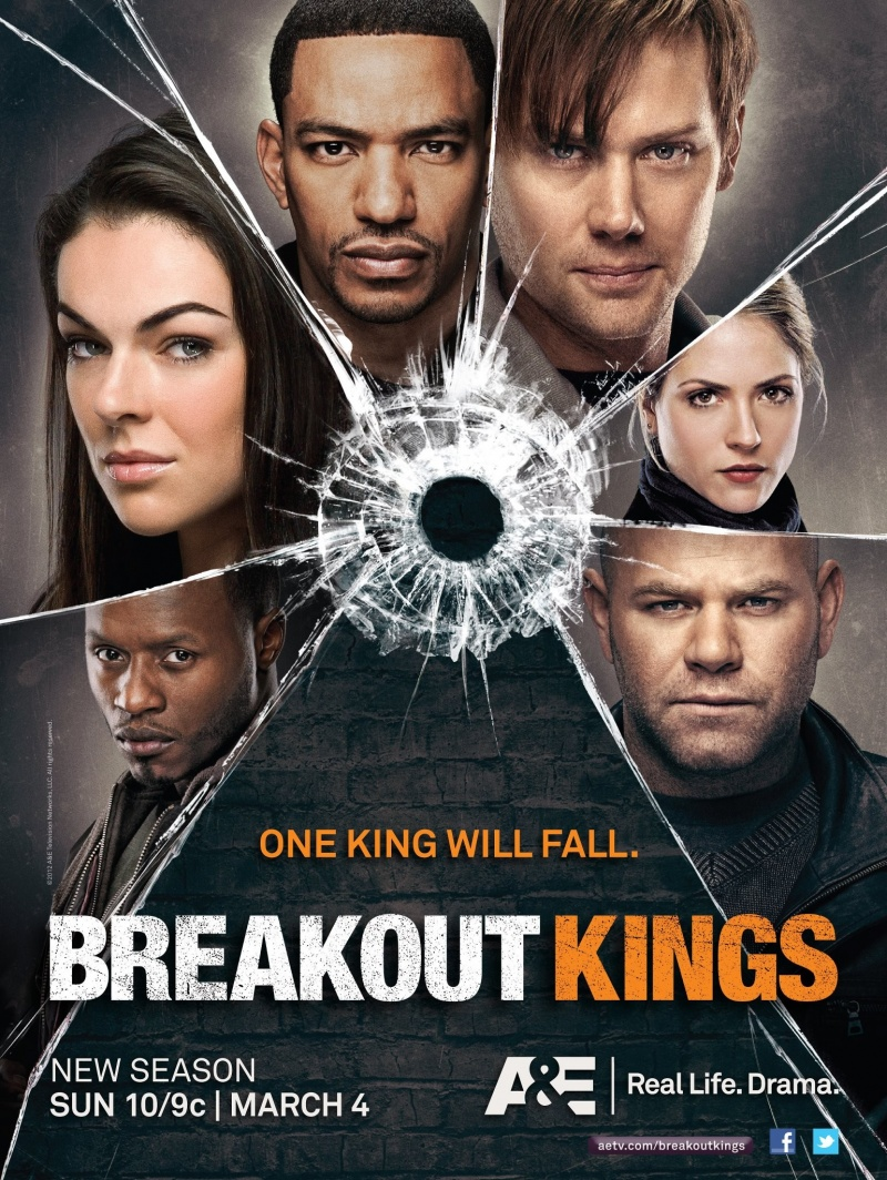 Короли побега - (The Breakout Kings)