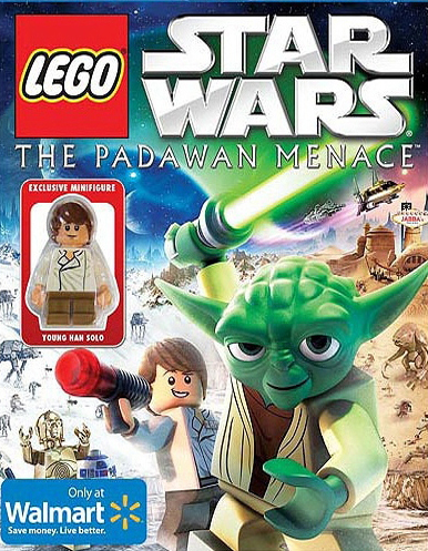 Лего Звездные Войны: Падаванская Угроза - (Lego Star Wars: The Padawan Menace)