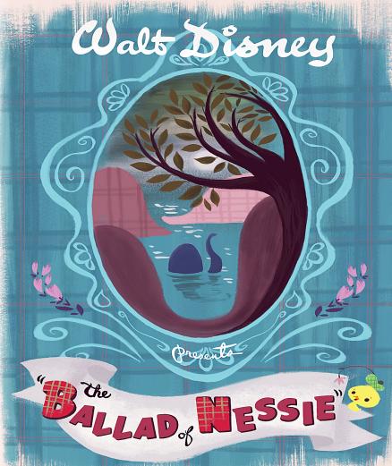 Баллада Несси - (The Ballad of Nessie)