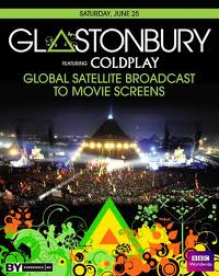 Coldplay - Glastonbury Festival of Contemporary Performing Arts
