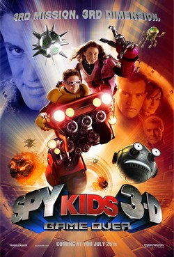 Дети шпионов 3D: Игра окончена - Spy Kids 3-D: Game Over