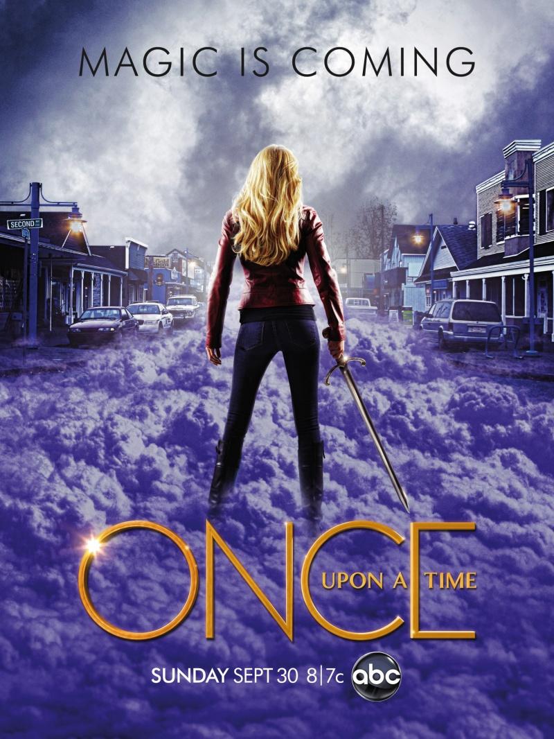 Однажды в сказке - (Once Upon A Time)