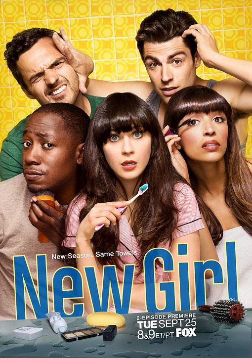 Новенькая - (New Girl)