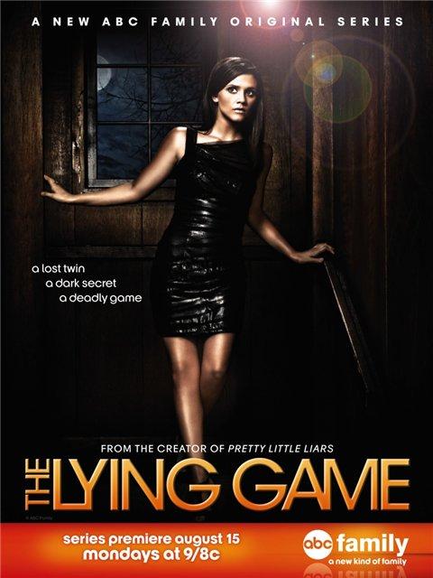 Игра в ложь - (The Lying Game)