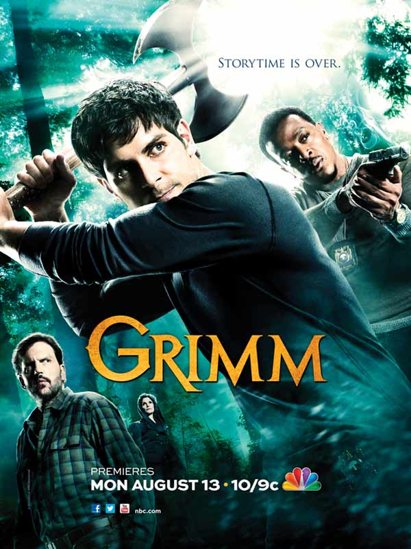 Гримм - (Grimm)