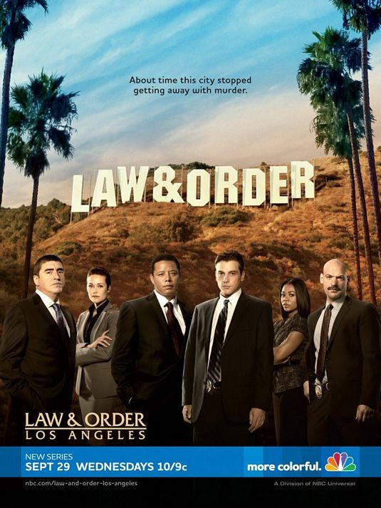 Закон и порядок: Лос-Анджелес - (Law & Order: Los Angeles)