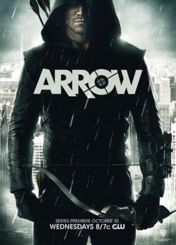 Стрела - (Arrow)