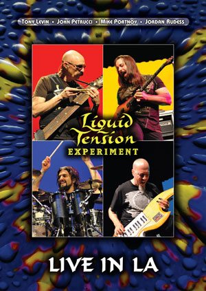 Liquid Tension Experiment: Live in L.A.