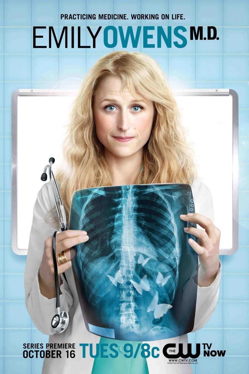 Доктор Эмили Оуэнс - (Emily Owens M.D.)